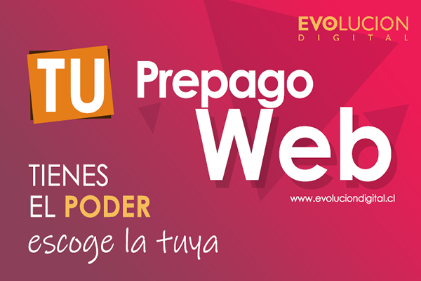 Prepago Web - Ofertas Evolucion Digital